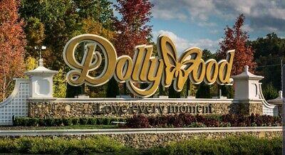 Dollywood Season Ticket / Pass ~ SAVE MONEY!
