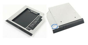 2ND-HDD-SSD-HARD-DRIVE-caddy-for-dell-E-series-E6420-E6520-E6320