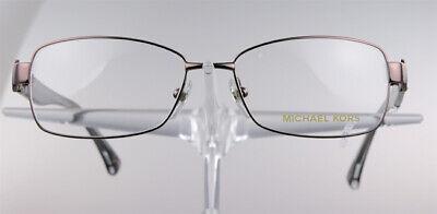 MICHAEL KORS MK 449 Brille Lila Kunststoff Metall Damen Vollrand Händler NEU