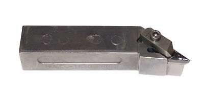 Kennametal Nvlcl-163d 1 Shank Indexable Top Notch Profiling Lathe Tool Holder