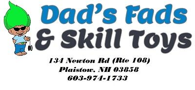 Dad's Fads and Skill Toys