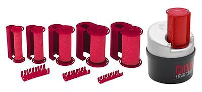 - Caruso Professional Traveler 14 Molecular Steam Hairsetter Hair Rollers C97956