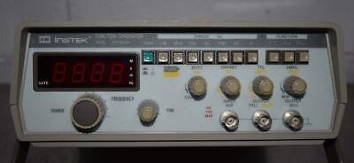 Gw Instek Function Generator Model Gfg-8020h  Nice