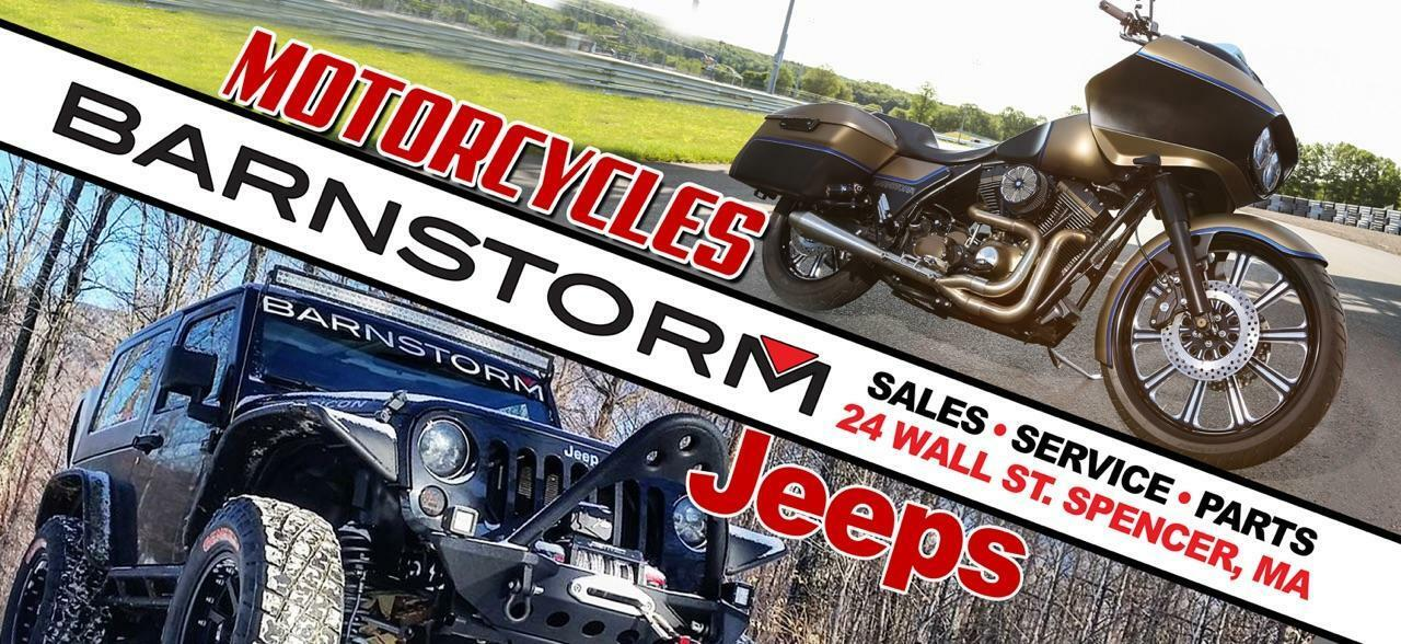 Barnstorm Cycles and Jeeps