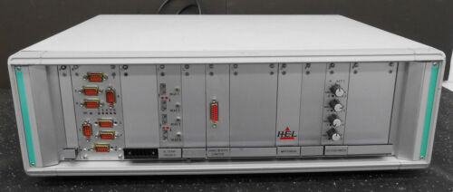 HEL REACTOR & ACTUATOR POWER CONTROL PANEL MODEL SMRACKK
