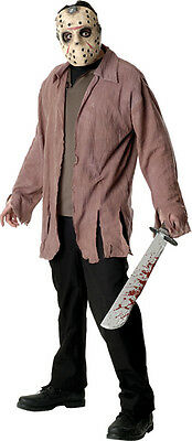 Friday the 13th - Jason Voorhees Adult Costume