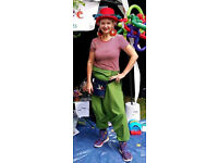 Children's entertainer £99 - 60 minutes! Magic, face painter, games, music, balloon art 07932677075