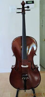 NEW: 3/4 Cello with all ebony parts - lowest price in GTA