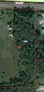 2.29 acre lot South Quesnel