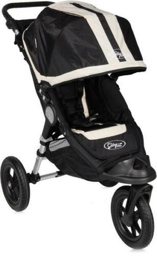 1 REPLACEMENT BABY JOGGER CITY ELITE REAR BACK WHEEL BABY INFANT STROLLER PART