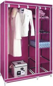 Folding Wardrobe Cupboard Almirah IV P available at Ebay for Rs.1650