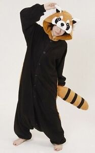 Costume d'Halloween Panda rouge/ Red panda  West Island Greater Montréal image 3