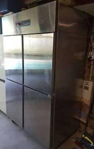 Commercial Freezer 4-Door Cabinet, HABS, Model: MGUF-120 Springwood Logan Area Preview