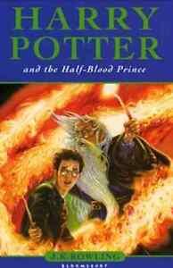 Looking to buy The Half Blood Prince Morphett Vale Morphett Vale Area Preview