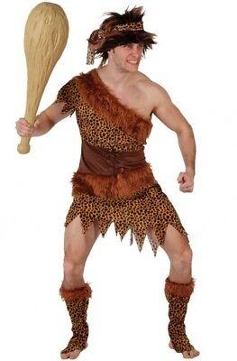 Déguisement Homme des CAVERNES XL adulte cromagnon préhistoire - Kostüm Homme Des Cavernes