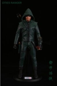 1/6 Arrow Green Arrow cities ranger figure mint