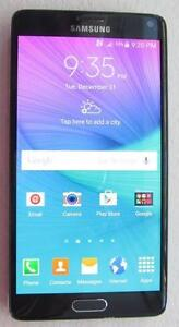 FACTORY UNLOCKED GALAXY NOTE 4 IN EXCELLENT CONDITION