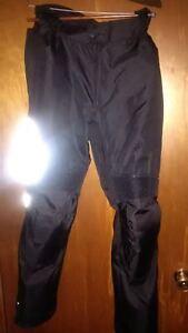 Motorcycle pants for sale. Used part of one season.
