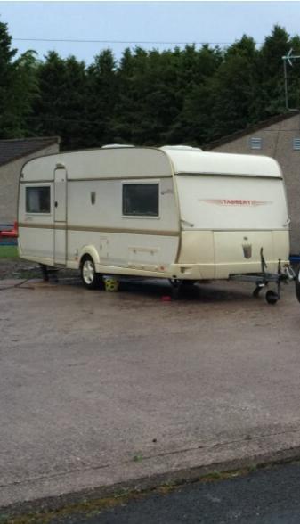 Excellent Touring Caravan For Sale East Lothian  Campervans Amp Caravans