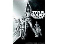 DVD boxsets (Rocky 1-5, Jaws 1-4, Star wars trilogy etc)