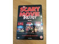 Scary movie triology