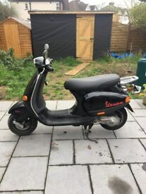 "PIAGGIO VESPA ET2 , 50cc SELL AS A ""SPARE & REPAIR"" QUICK SELL £500 ono"