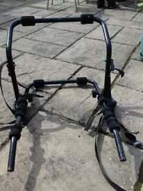 Cycle rack for car