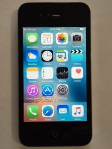 iphone 4S black, great condition/comes with extras!