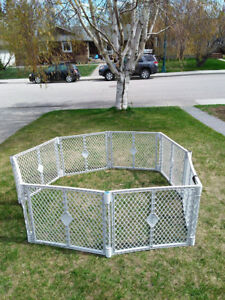 North States Superyard XT Gate and extension