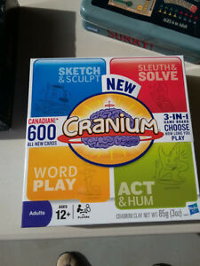 Games: Sorry, Othello, Cranium etc
