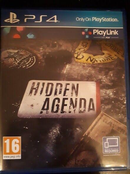 hidden agenda ps4 game as new playlink