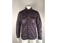 Stone Island Garment Dyed Down Jackets No Hoods