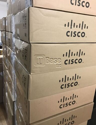 New Sealed Cisco Ws-c3850-48u-s 48 10/100/1000 Ethernet Upoe Ports - Stackable