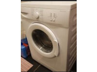 Beko washing machine in excellent condition. 14mth old. can drop off free if local