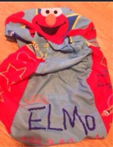 Elmo's car seat cover