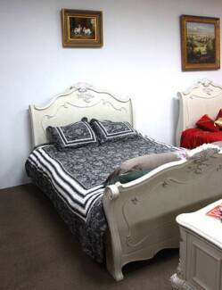 clearance!-New French Provincial double bed for sale(B003W) Wayville Unley Area Preview