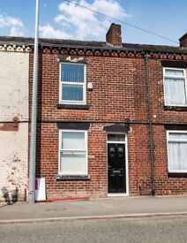 2 bedroom terraced house for rent - Worsley