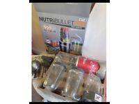 Brand new Nutribullet pro 900 w pro version - Red