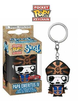 Pocket Pop Papa Emeritus IV llavero Funko Special Edition