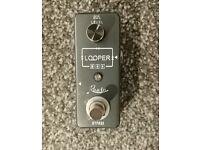 Mini looper pedal
