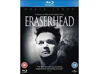 Eraserhead BLU-RAY (David Lynch classic)