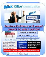 Learn to be a Bookkeeper