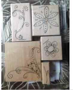 Used Stampin Up Doodle This London Ontario image 1