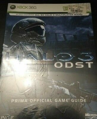 Halo 3 ODST : Prima Official Game Guide by David Hodgson and Prima Games - Video Game Guide