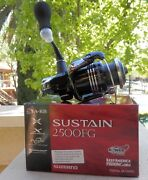 Shimano Sustain Spinning Reel