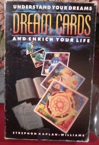 Dream Cards: Understand your dreams and enrich your life TAROT