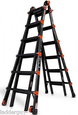 26 1a Little Giant Ladder - Pro Series With Project Tray New