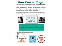 Sun Power Yoga in Chilwell