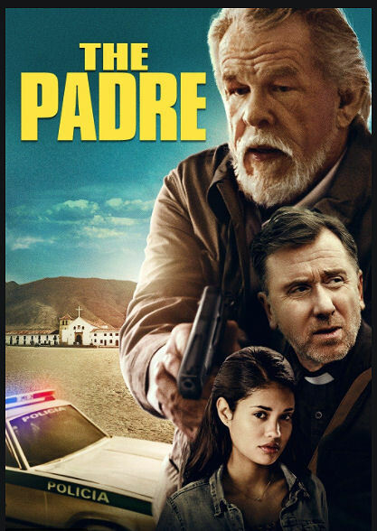 THE PADRE DVD Like New W/Nick Notle Tim Roth Luis Guzman Val Henriquez  - $3.95