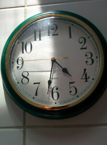 DON'T MISS THIS OPPORTUNITY! - CHEAP WALL CLOCK!